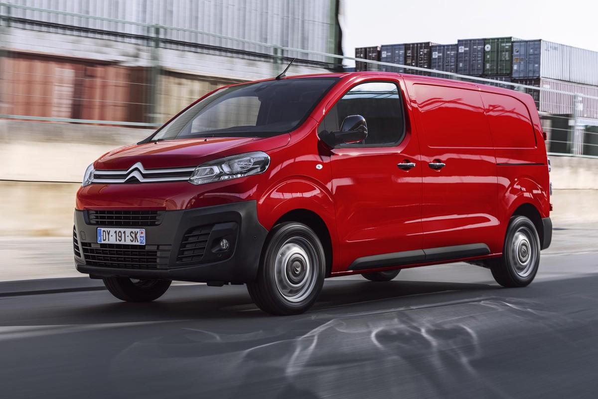 2020 : les Citroën Jumpy et Peugeot Expert électriques