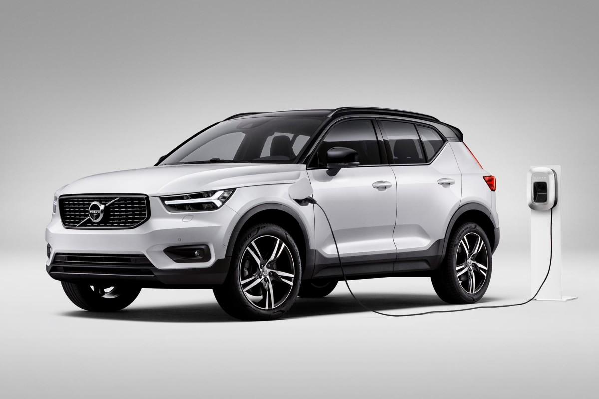 Volvo : les prix du XC40 hybride rechargeable !