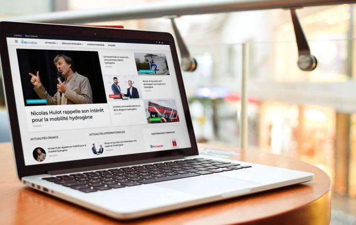 H2-Mobile : un site internet dédié à la mobilité hydrogène