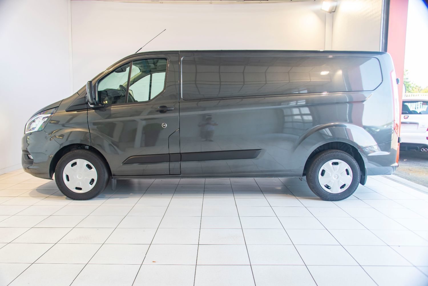 Ford Transit Custom - OmegaLease