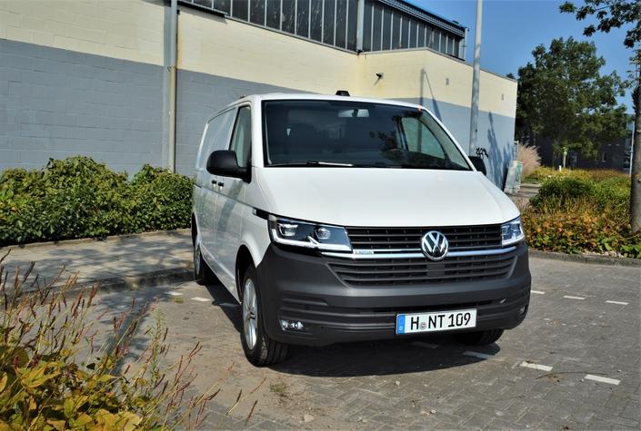 VW TRANSPORTER RESTYLE : Bien dans l'air