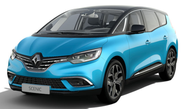 RENAULT GRD SCENIC TCE 140 INTENS 631 €/MOIS