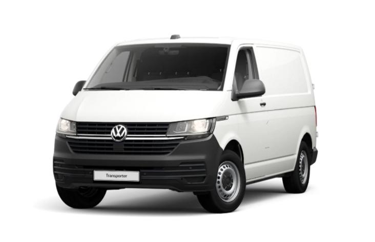 VW TRANSPORTER L1 H1 2.0L TDI 110 CH BUSINESS A PARTIR DE 322.00 € HT/MOIS
