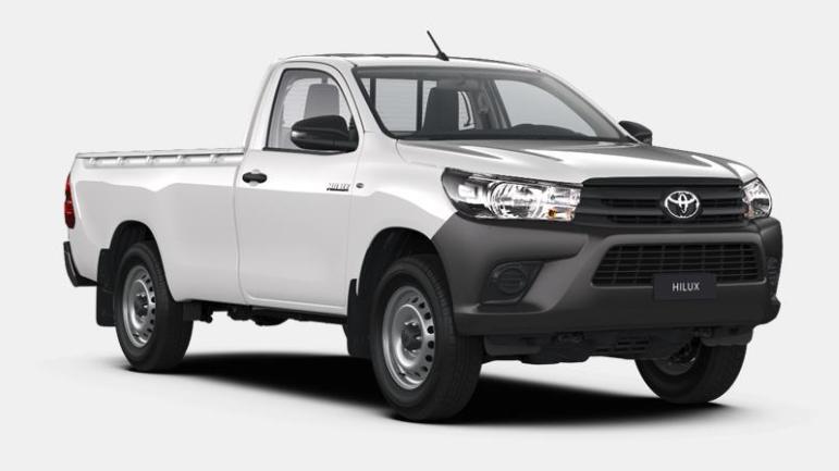 TOYOTA HILUX SIMPLE CAB 2.4L D-4D 150 CH 2WD 318 € HT/MOIS