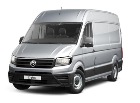 VW CRAFTER VAN 3.5T L3H3 2.0L TDI 140 CH BUSINESS 337 € HT/MOIS