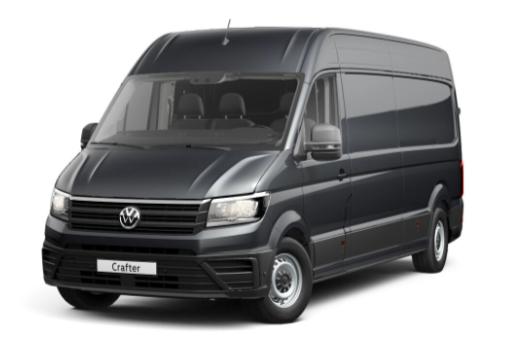 VW CRAFTER VAN 3.5T L4H3 2.0L TDI 140 CH BUSINESS 352 € HT/MOIS