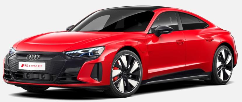 AUDI e-TRON RS GT S EXTEND QUATTRO 598 CH 2 030 €/MOIS