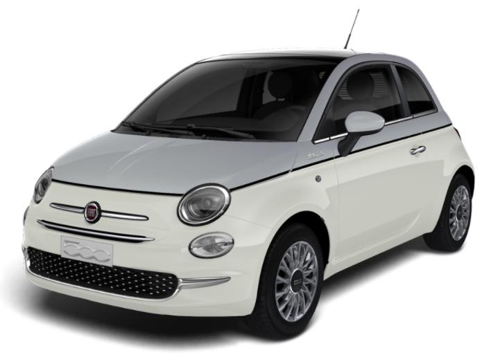 FIAT 500 DOLCE VITA PLUS SERIE 9 1.0L HYBRID 70 CH BSG 395 €/MOIS