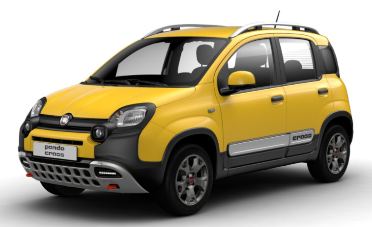 FIAT PANDA CROSS 4X4 0.9 L 85 CH TWINAIR 409 €/MOIS