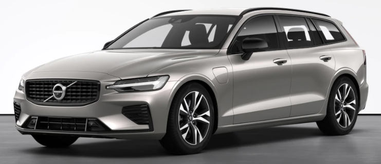 VOLVO V60 RECHARGE R-DESIGN T6 AWD BVAG8 340 CH 951 €/MOIS