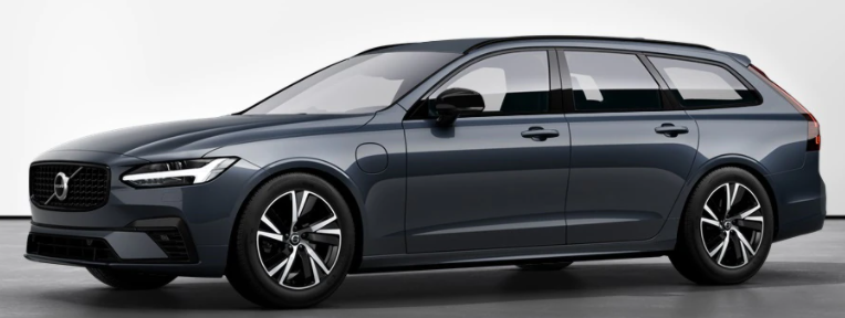VOLVO V90 RECHARGE R-DESIGN T8 AWD BVAG8 390 CH 1 228 €/MOIS