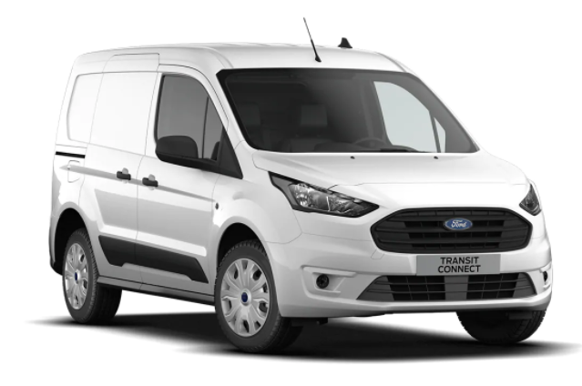 FORD CONNECT L1 EBLUE 100 CH TREND BUSINESS NAV 207 € HT/MOIS