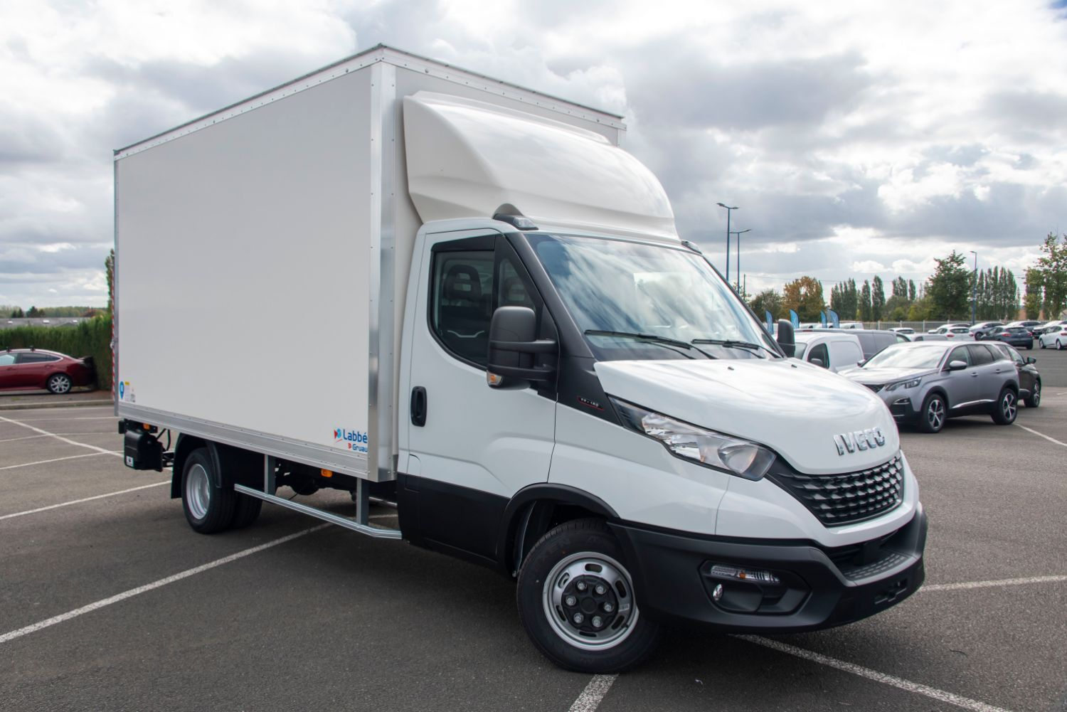 IVECO DAILY III 35C16H 3.0L 160 CH GV 20 M3 / HAYON 634 € HT/MOIS